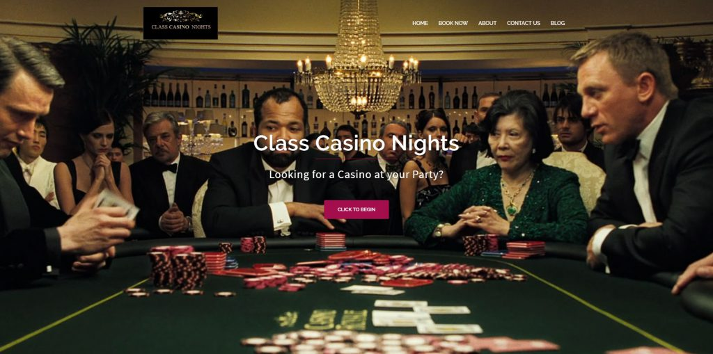 Casino royale movie website
