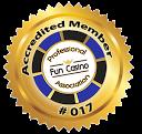 Professional Fun Casino Association