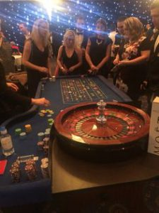Casino Party Priestfield Stadium | Class Casino Nights